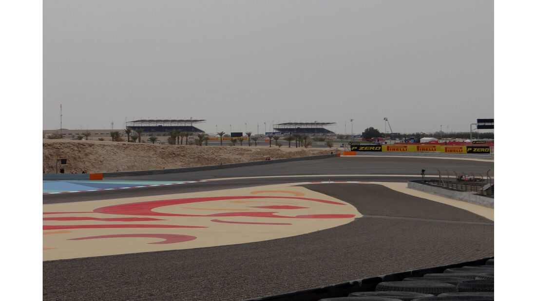 Trackwalk - Formel 1 - GP Bahrain - 20. April 2021