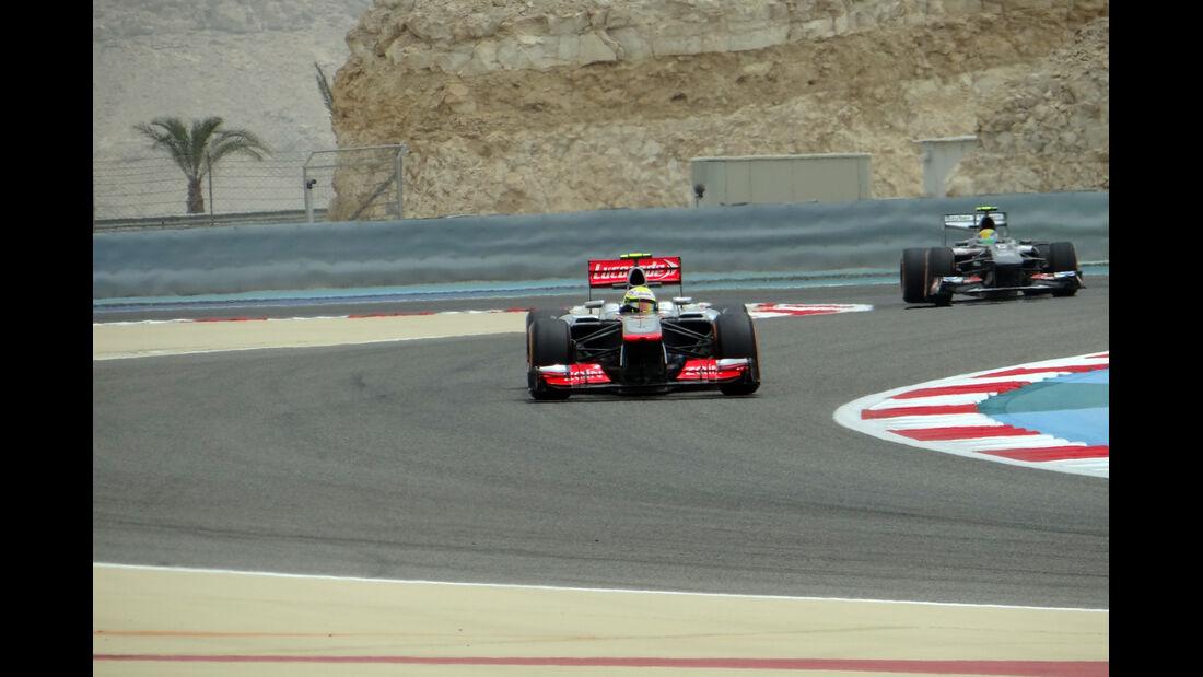 Trackwalk - Formel 1 - GP Bahrain - 20. April 2023