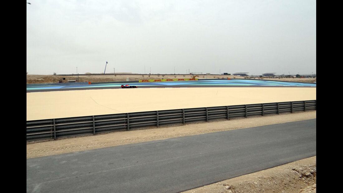 Trackwalk - Formel 1 - GP Bahrain - 20. April 2025