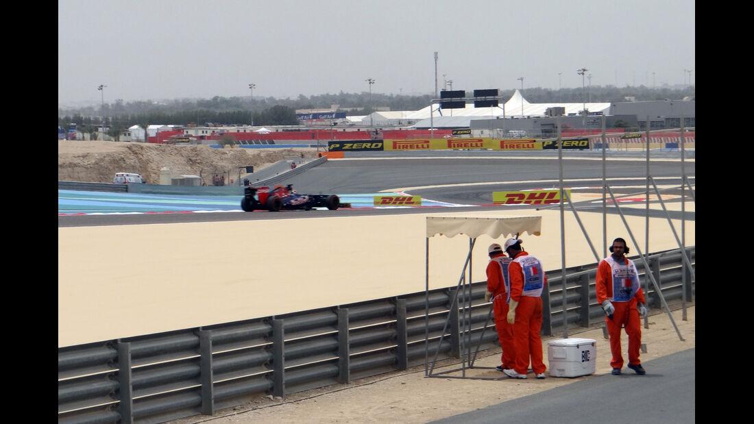 Trackwalk - Formel 1 - GP Bahrain - 20. April 2026