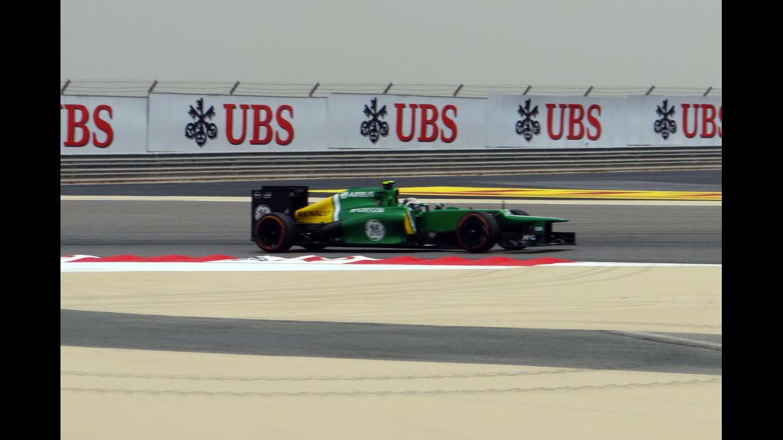 Trackwalk - Formel 1 - GP Bahrain - 20. April 2027