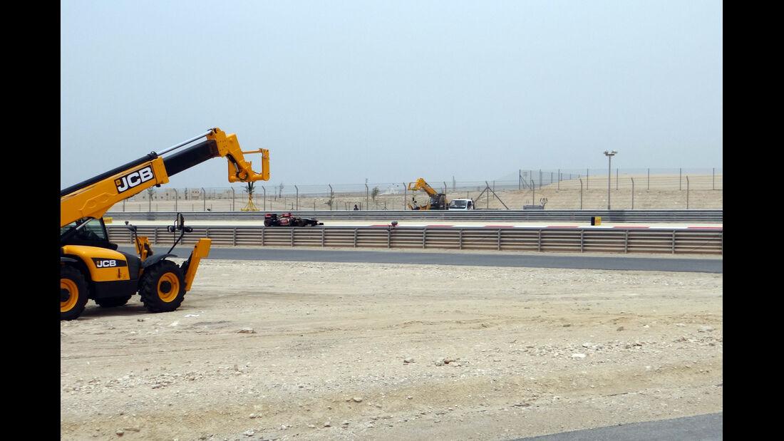 Trackwalk - Formel 1 - GP Bahrain - 20. April 2028