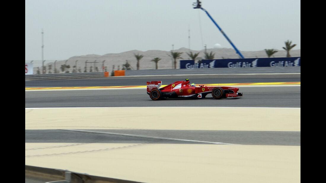 Trackwalk - Formel 1 - GP Bahrain - 20. April 2030