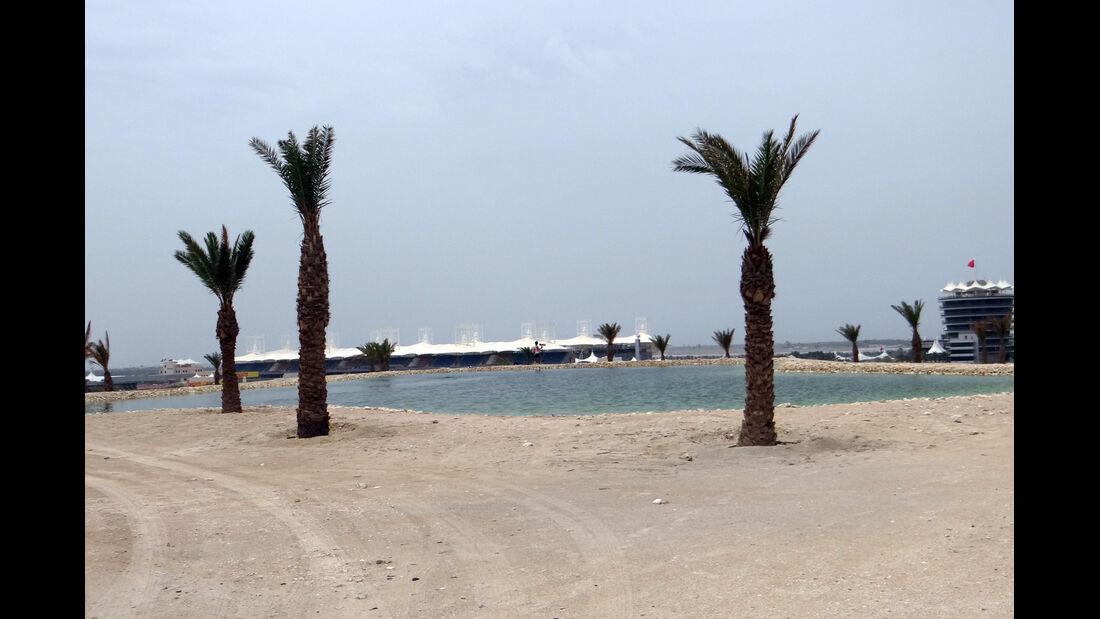 Trackwalk - Formel 1 - GP Bahrain - 20. April 2031