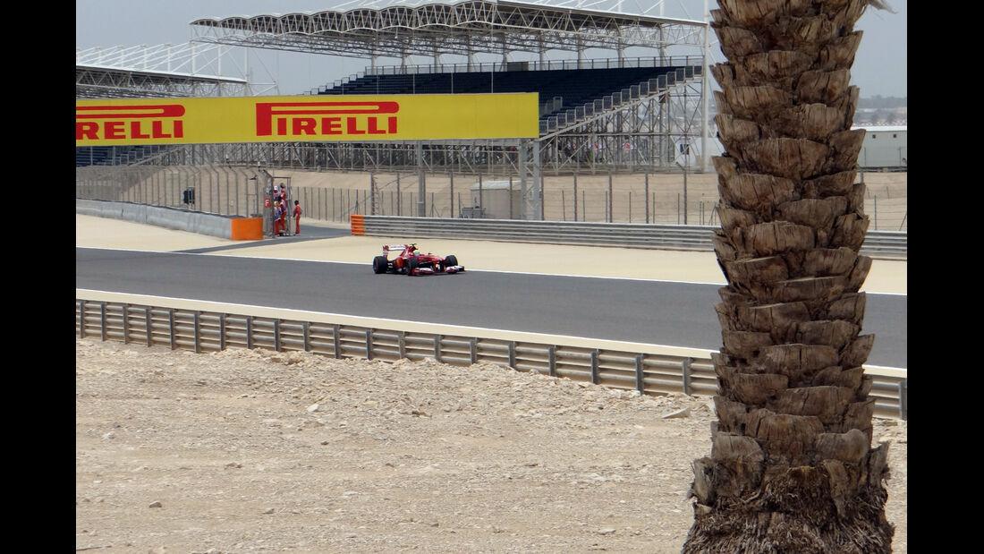 Trackwalk - Formel 1 - GP Bahrain - 20. April 2032