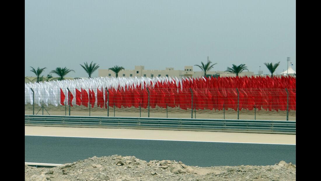 Trackwalk - Formel 1 - GP Bahrain - 20. April 2033