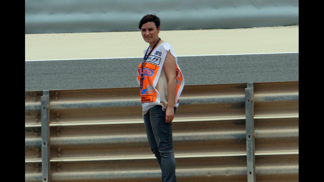 Trackwalk - Formel 1 - GP Bahrain - 20. April 2034