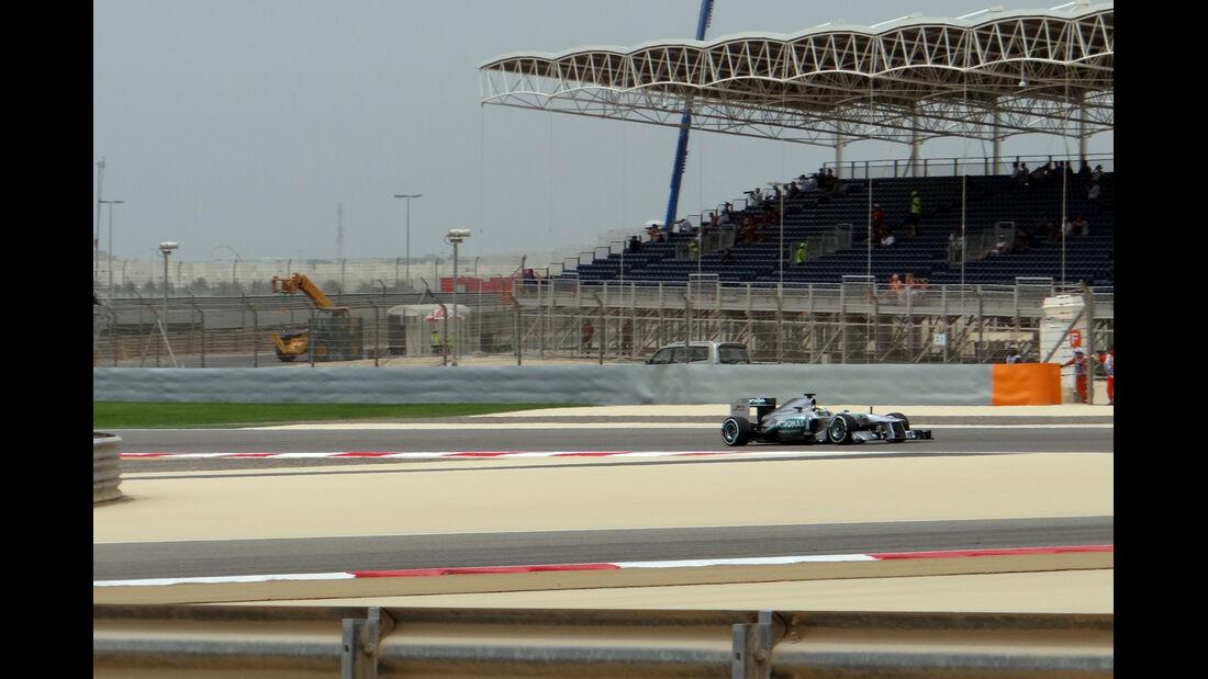 Trackwalk - Formel 1 - GP Bahrain - 20. April 2035