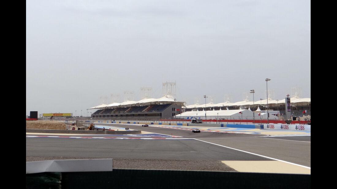 Trackwalk - Formel 1 - GP Bahrain - 20. April 2036