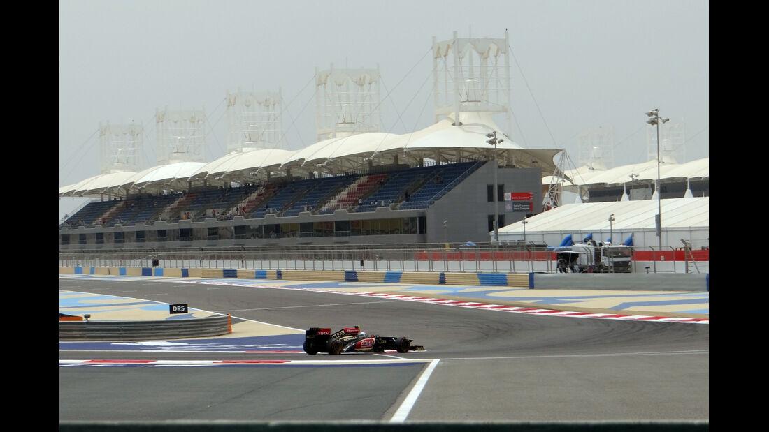 Trackwalk - Formel 1 - GP Bahrain - 20. April 2037
