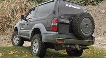 Trailmaster Höherlegungsfahrwerk Toyota Land Cruiser J9