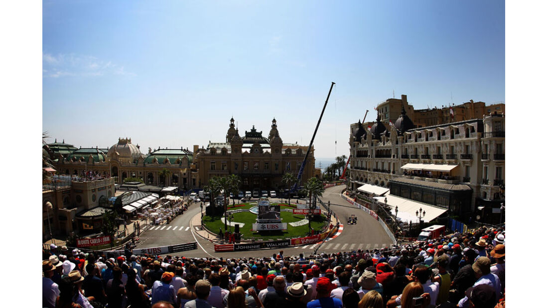 Training GP Monaco 2011