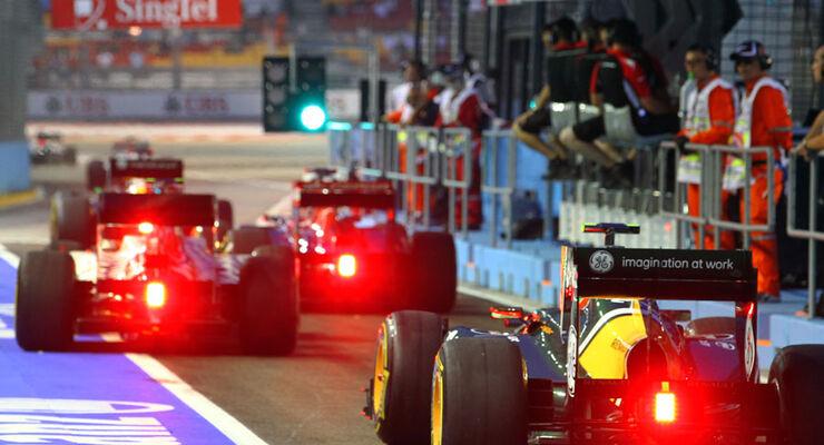 Training GP Singapur 2011