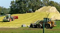Traktoren, Biosprit, Anlage