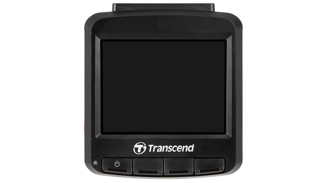 Transcend DrivePro 230, ADAC Dashcam-Test 2018