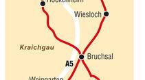 Traumrouten, Route, Mannheim