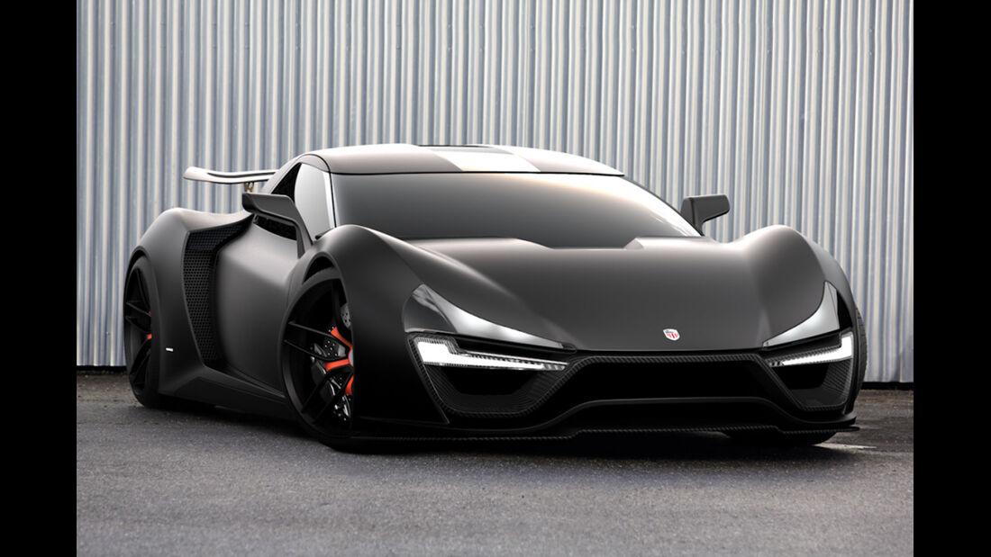 Trion Nemesis - Supersportwagen