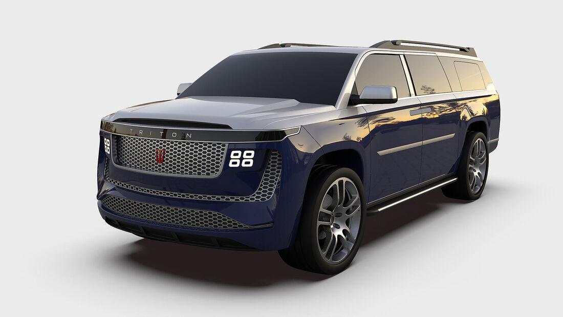 Triton Model H Elektro-SUV