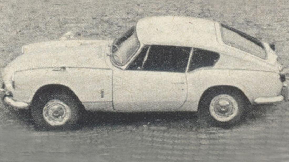 Triumph GT 6, IAA 1967