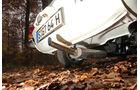 Triumph GT6, Auspuff, Endrohr