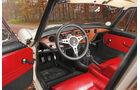 Triumph GT6, Cockpit