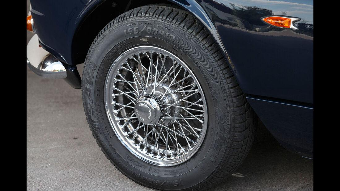 Triumph-GT6-Felge