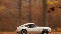 Triumph GT6, Seitenansicht