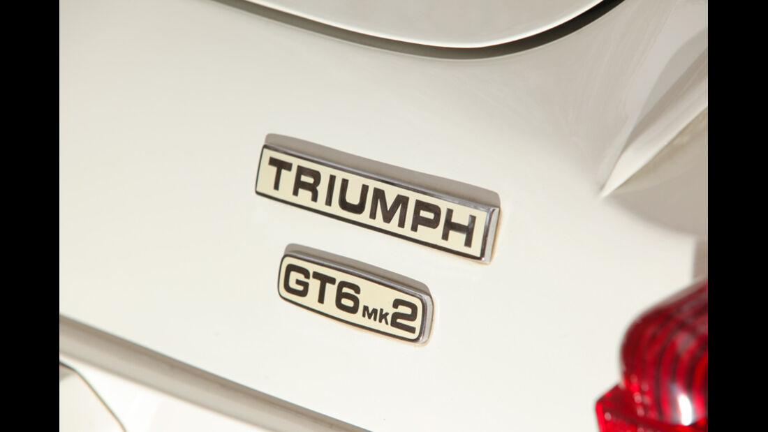 Triumph GT6, Typenbezeichnung