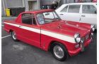 Triumph Herald - Techno Classica 2011 - Privatmarkt