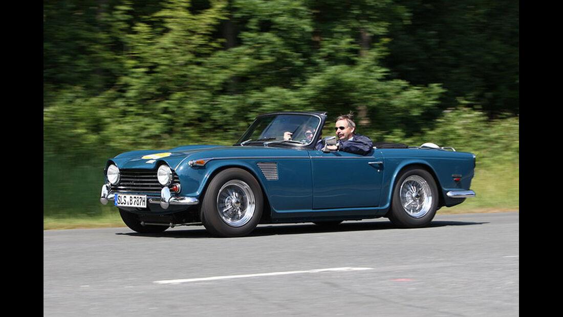 Triumph TR 250