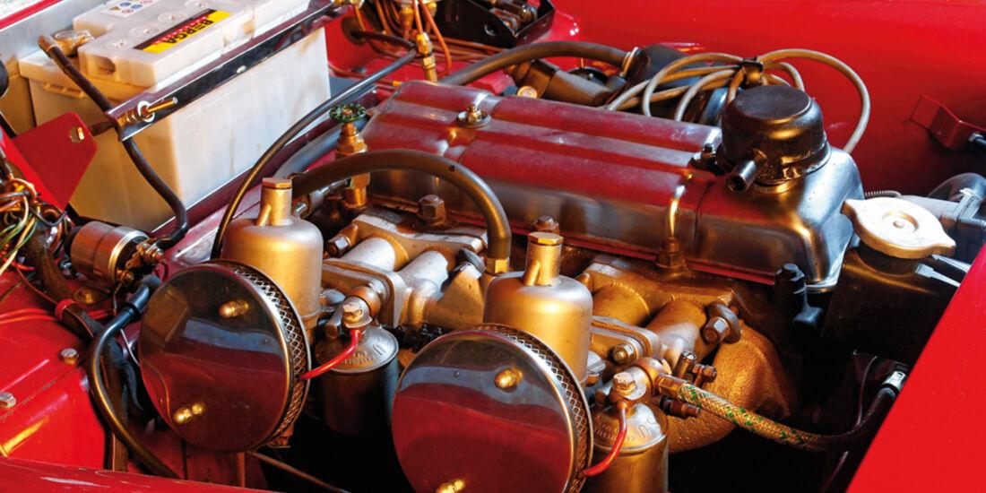 Triumph TR 3 und TR 3A