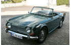 Triumph TR 4 IRS