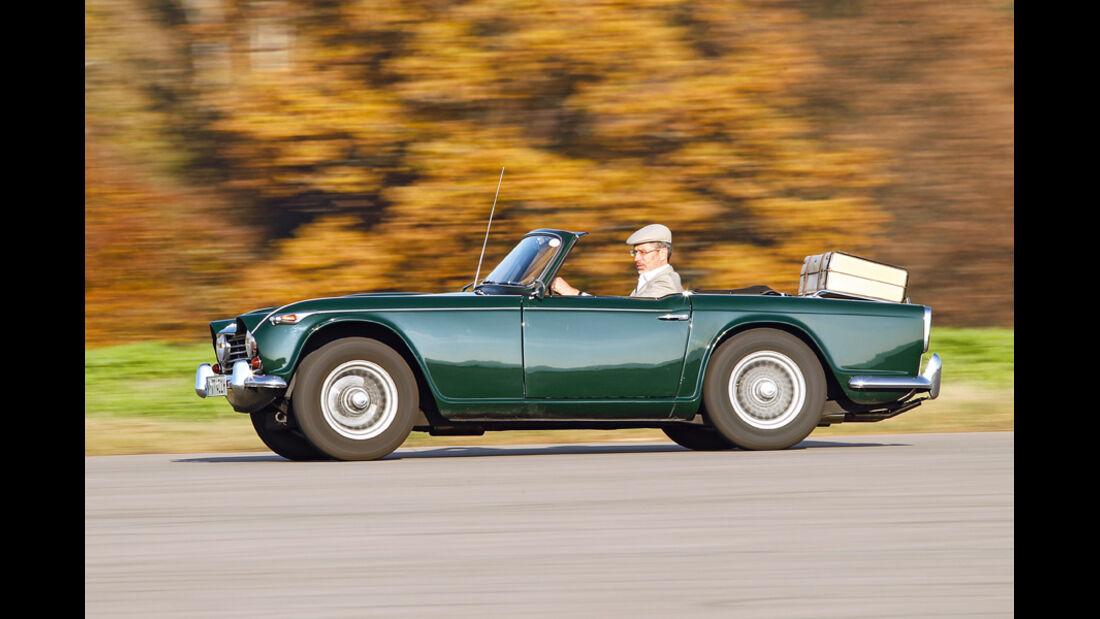 Triumph TR 4A