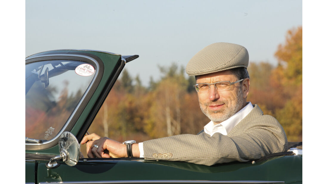 Triumph TR 4A, Besitzer
