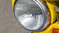 Triumph TR 6, Frontscheinwerfer