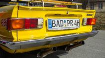 Triumph TR 6, Heck, Heckleuchte