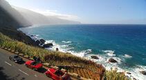 Triumph TR 6, Küstenstraße, Madeira