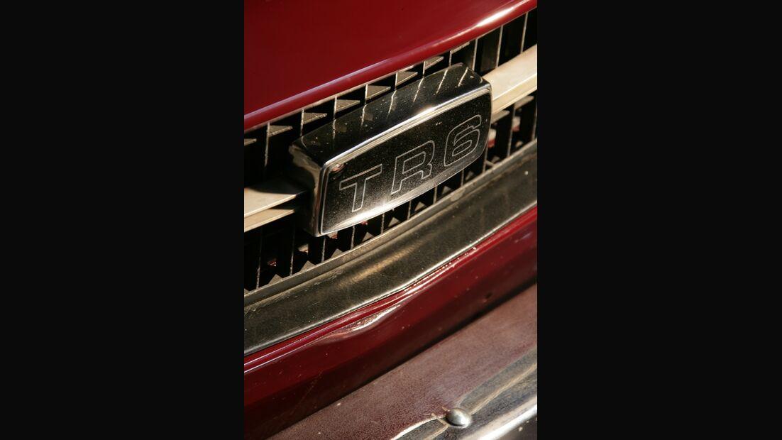 Triumph TR3, TR4 und TR6