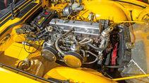 Triumph TR6, Motor