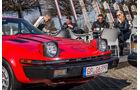 Triumph TR7 Cabrio, Klappscheinwerfer