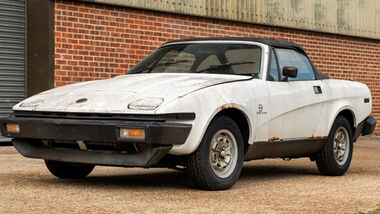 Triumph TR8 Prototyp (1980)