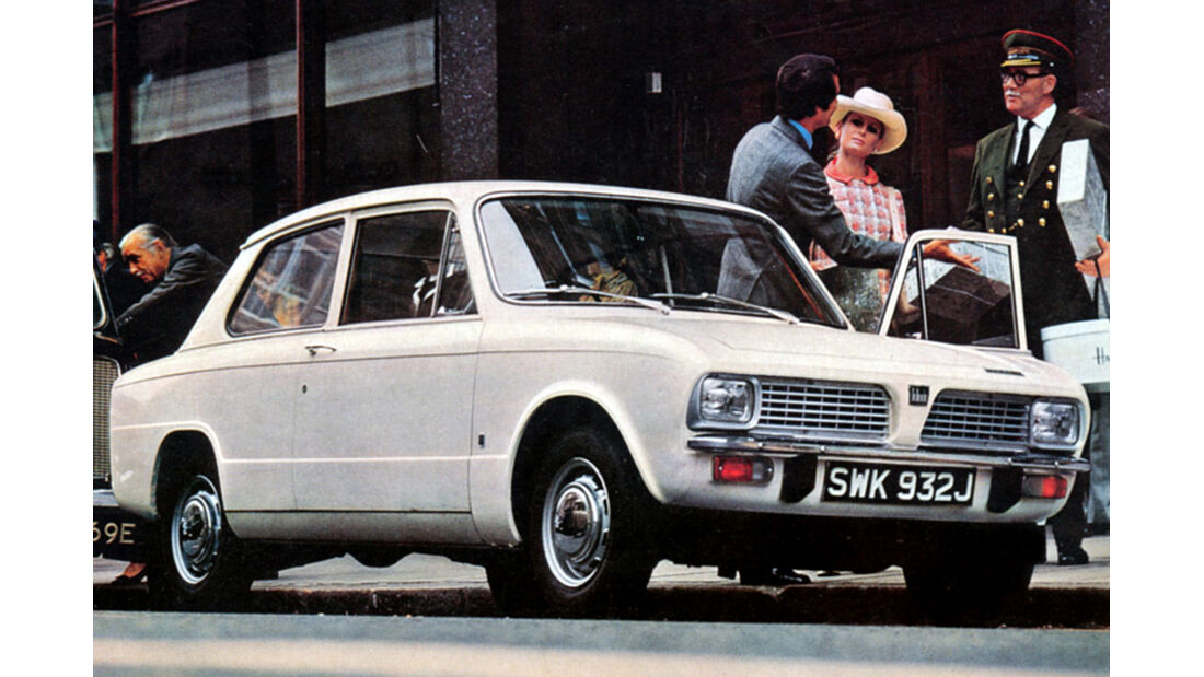 Triumph Toledo Coupé 1970