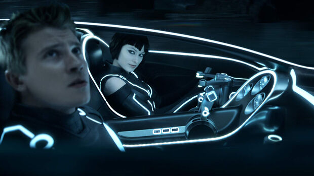 Tron Legacy Film Screenshot