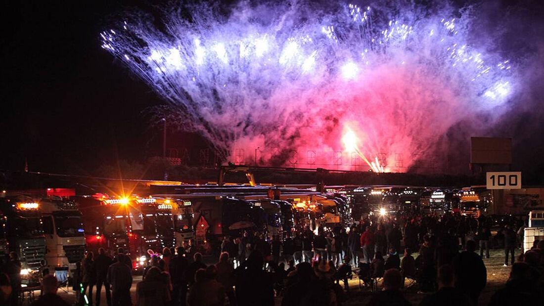 Truck Grand Prix Feuerwerk