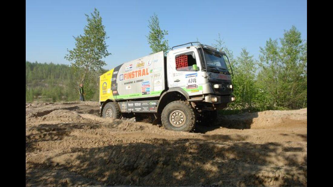 Truck Rallye Baja Saxonia