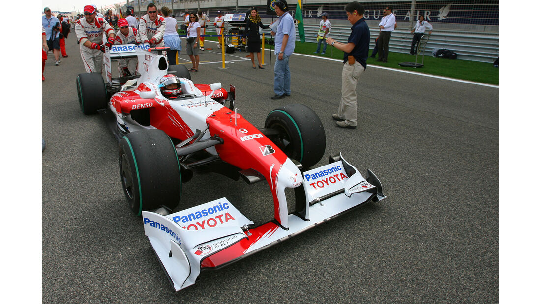 Trulli - GP Bahrain 2009