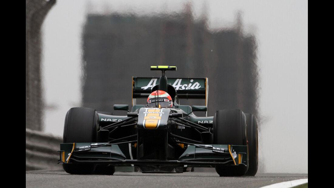 Trulli GP China 2011