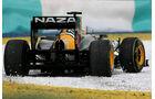 Trulli GP Malaysia 2011