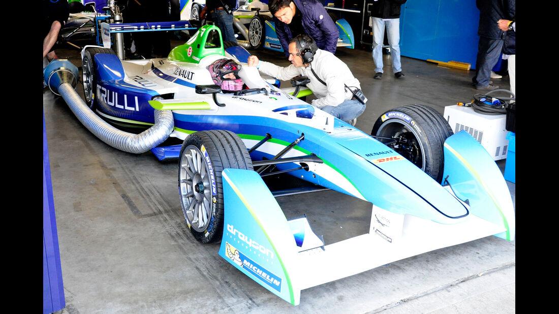 Trulli Racing - Formel E 2014