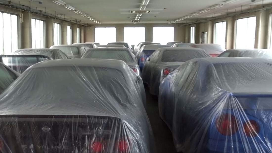 Trust Kikaku Nissan Skyline GT-R